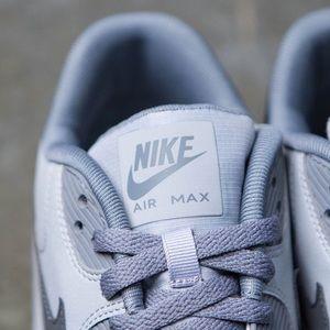612170d8976d Nike Shoes - NIKE MEN AIR MAX 90 PREMIUM SE WOLF GREY BLACK